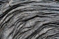 Photo lava flow