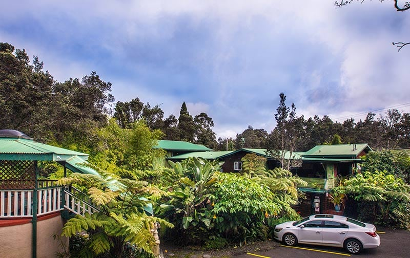 Chalet Kilauea Hotel Exterior