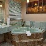 Deluxe King Room Bath