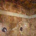 Deluxe King Room Shower