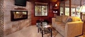 Deluxe Bungalow Living Room