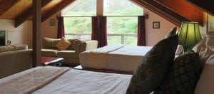 Lokahi Lodge King and Full Bed