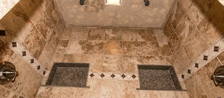 Lokahi Lodge Shower